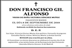 Francisco Gil Alfonso